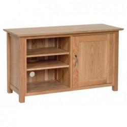 Devonshire Pine and Oak Ready assembled New Oak STANDARD TVCABINET NE20