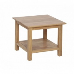 Devonshire Pine and Oak Ready assembled New Oak COFFEE TABLE 530mm NT16