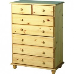 Sol 5  plus  2 Drawer Chest of Drawers Seconique flat packed furniture