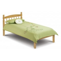 Pickwick Bed - Solid Pine -Antique Finish   90cm
