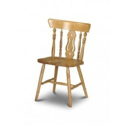 Yorkshire Fiddleback Chair