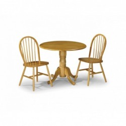 Dundee Set Price (Table  plus  2) Windsor Chair