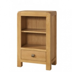 Clevedon Oak Low Bookcase...