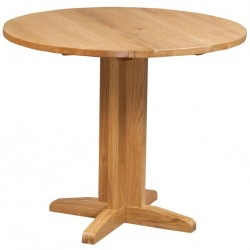 Devon oak drop leaf table