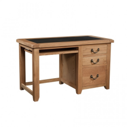 Somerset Oak Office Desk