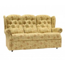 Abbey three seater