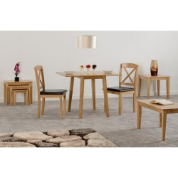 Mason drop leaf table set