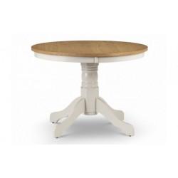 Davonport round pedestal table