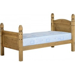 Seconique Corona 3 foot Bed High Foot End