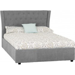 "Camden 4'6"" bed frame"