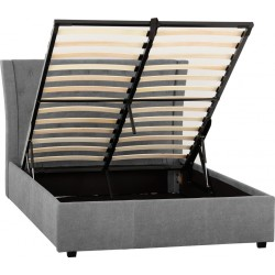 "The Camden 4'6"" storage bed"