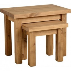 Tortilla Nest of 2 Tables Seconique flat packed furniture