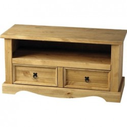 Seconique Corona 2 drawer flat screan tv unit