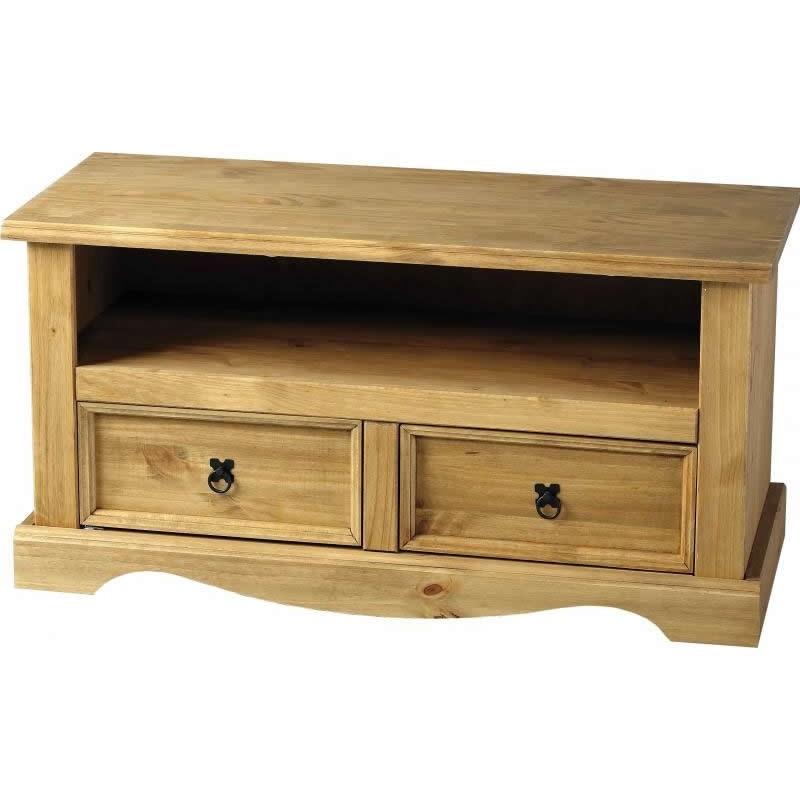 Seconique Corona 2 drawer flat screan tv unit