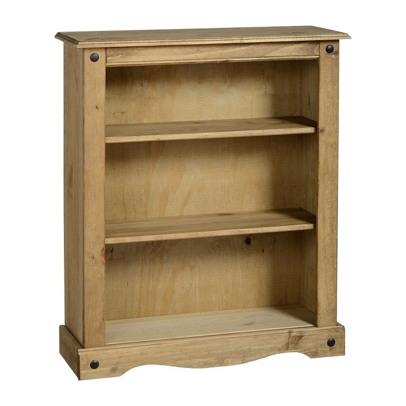 Corona Low Bookcase