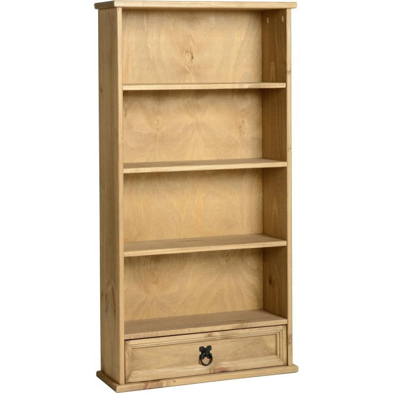 Corona 1 Drawer DVD Rack Seconique flat packed furniture