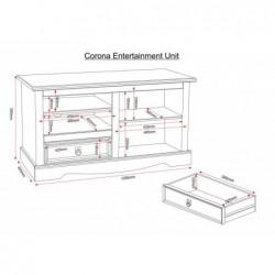 Corona Entertainment Unit