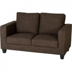 Tempo 2 seater sofa in fabric