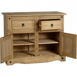 mexican Corona 2 Door 2 Drawer Sideboard