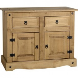 seconique Corona 2 Door 2 Drawer Sideboard