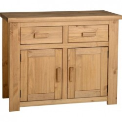 Tortilla 2 Door 2 Drawer Sideboard Seconique flat packed furniture