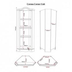 Corona Corner Unit