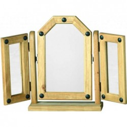 Corona Triple Swivel Mirror