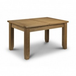 julian bowen Astoria Extending Dining Table stockist