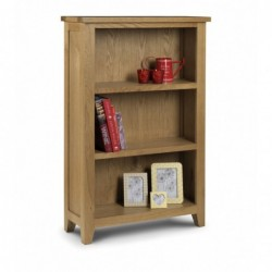 julian Bowen Astoria Small Bookcase stockist