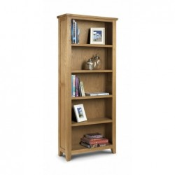 julian bowen Astoria Large Bookcase