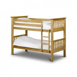 Barcelona solid pine bunk bed