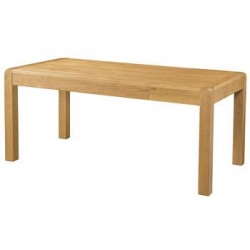 Avon Oak 140cm extending table DAV026