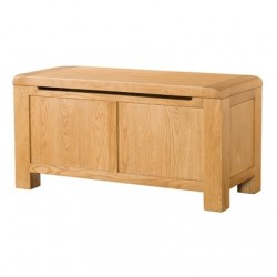 AVON OAK BLANKET BOX DAV032