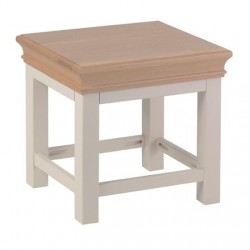 Devonshire Pine and Oak Ready assembled Pine LUNDY SIDE TABLE LT35